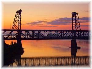 The Meridan Bridge