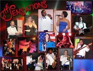 Sensations & Impact Dance Bands - Cincinnati