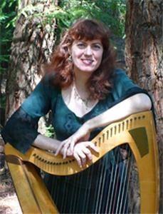 Margaret Davis Harpist