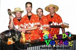 Island Voyage Steel Drum And Marimba Band