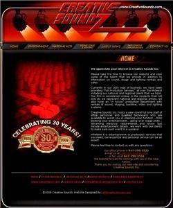 Creative Soundz Inc - Burlington