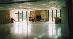 Main Lodge Lower Level Multi-purpose Area