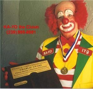 KA-YO the Clown & Friends