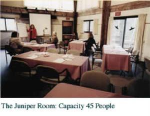 The Juniper Room