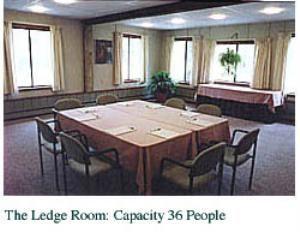 The Ledge Room