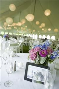 Tented Reception Site