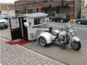 The Bridal Carriage