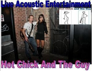 Hot Chick and The Guy