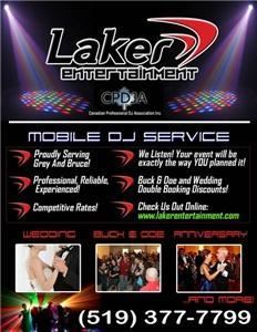 Laker Entertainment Mobile DJ Service