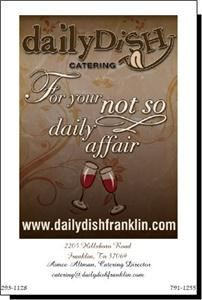 Daily Dish Cafe and Catering