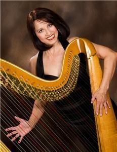 Miriam Weber Brown Harpist
