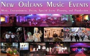 New Orleans Music Events