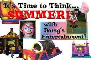 Dotsy The Clown Entertainment Company