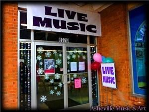 Asheville Music And Art Events