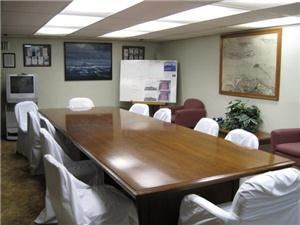 Admiral's Wardroom
