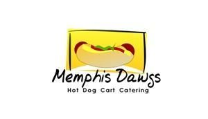 Memphis Dawgs Hot Dog Cart Catering