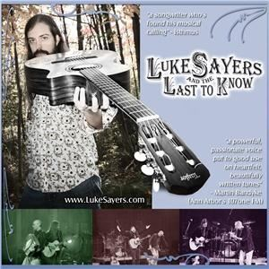 Luke Sayers - Soulful Acoustic Versions of Classics Old and New