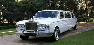 Rolls-Royce Livery - Limousine Service