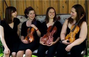 Canto Sentimento String Quartet - Montebello