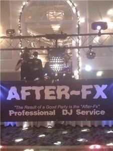 After-Fx Professional DJ Service