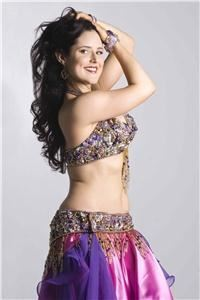 Sofia Saharr Belly Dance