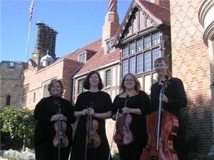 Rondo String Quartet Ann Arbor