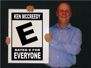 Ken McCreedy Illusionist