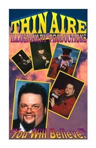 Thin Aire Illusionary Productions - Danville