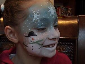 Face Painting by LUCKY
