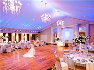 crystal falls banquets at crowne plaza hotel fairfield. Black Bedroom Furniture Sets. Home Design Ideas