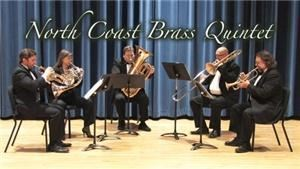 The North Coast Brass Quintet