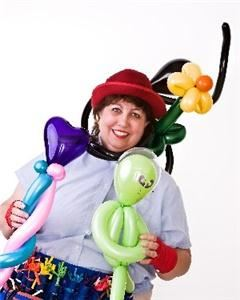 Jolly Holly The Balloon Twister and Clown - Scranton