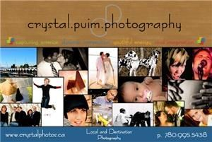 Crystal Puim Photography  Red Deer