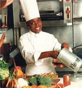 Chef Jacqueline Frazer Command Performance Catering