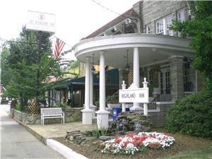 The Highland Inn Ballroom Lounge