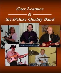 Gary Leanues & the Deluxe Quality Band - Worcester