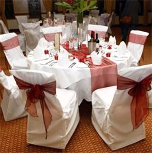 Happily Ever After Chair Covers
