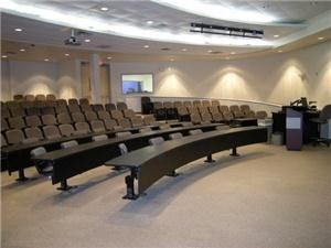 Auditorium Classrooms