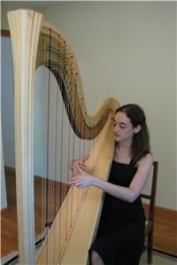 Silver Wings Music (harpist and flutist)