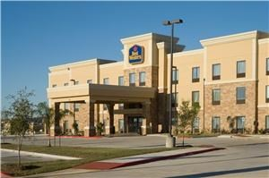 Best Western - Bastrop Pines Inn
