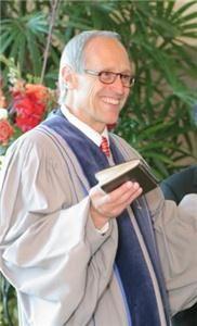 Father Jerry Bellamy  -  Santa Barbara