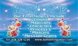 Balloons-N-Parties