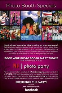 NJ Photo Party