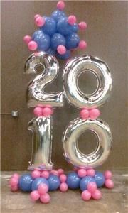 Moore's Balloon Decor