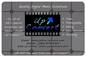 Up-Convert Digital Technologies