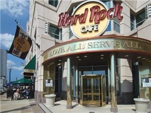 Hard Rock Cafe: Cleveland