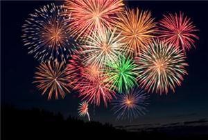 Fantasy Fireworks Display