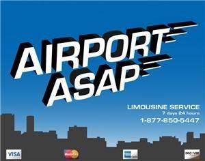 airport asap limousine service