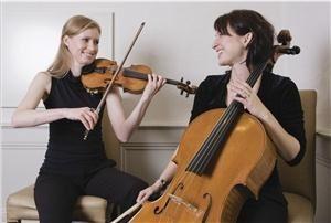Duo d'Amore-string duos, trios and quartets