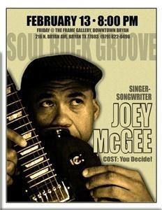 Joey McGee Music